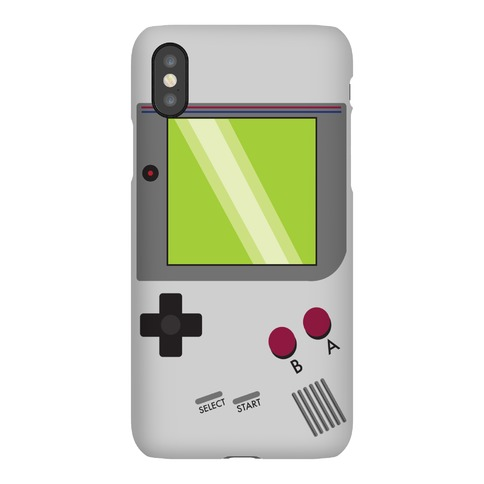 Gameboy Life Phone Case