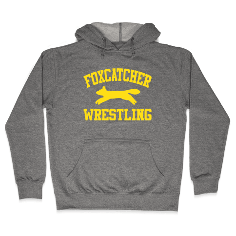 Foxcatcher Wrestling Hooded Sweatshirt