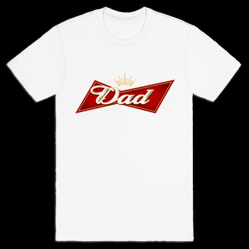Dadweiser Mens T-Shirt