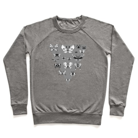 Moth Triangle Pullover