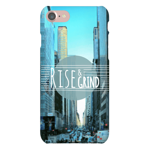 Rise And Grind Case Phone Case