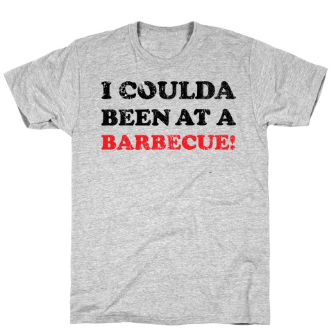 BBQ Independence Day (Vintage) T-Shirt