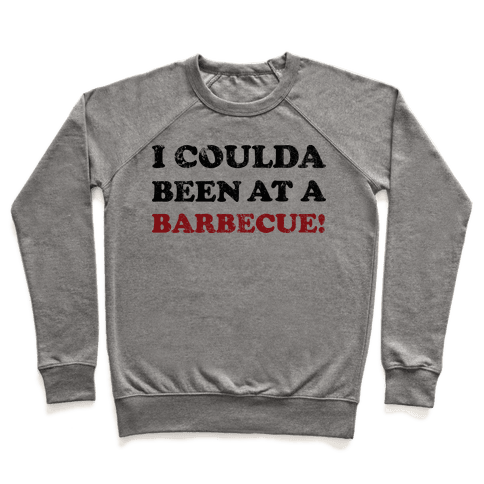 BBQ Independence Day (Vintage) Pullover