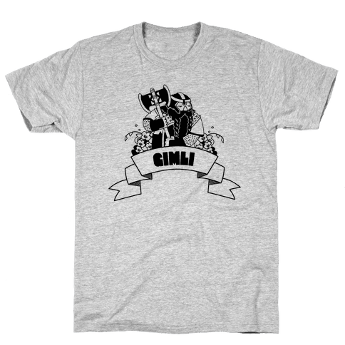 Gimli Mens T-Shirt