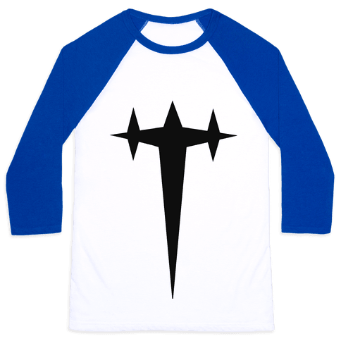 Three-Star Goku Uniform Baseball Tee