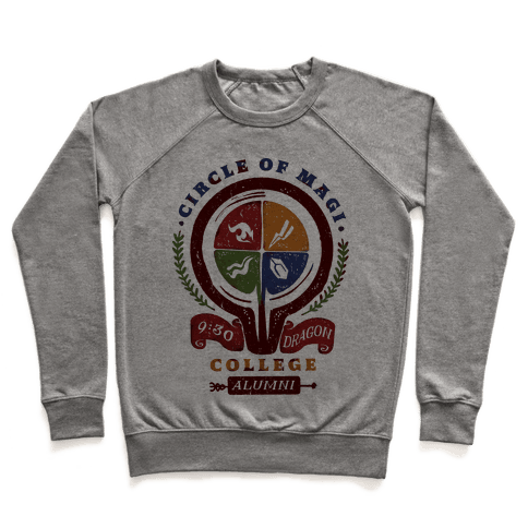 College of Magi Alumni Pullover