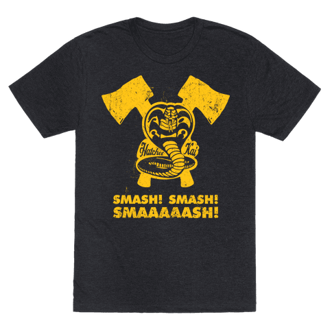 Hatchet Kai (Hitchhiker Shirt)