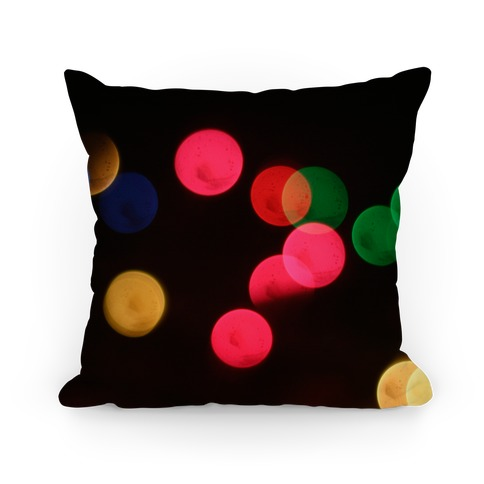 Lights Pillow Pillow