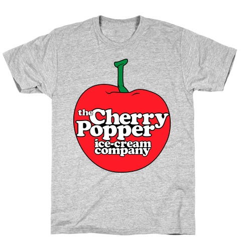 Cherry Popper Ice-Cream Company Shirt T-Shirt