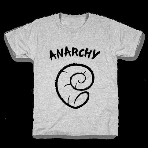 Anarchy Helix Kids T-Shirt