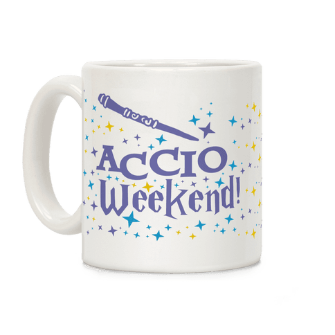 Accio Weekend! Coffee Mug