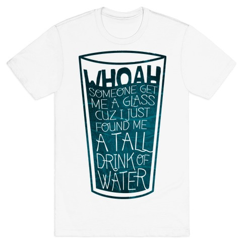 Tall Drink (color) T-Shirt