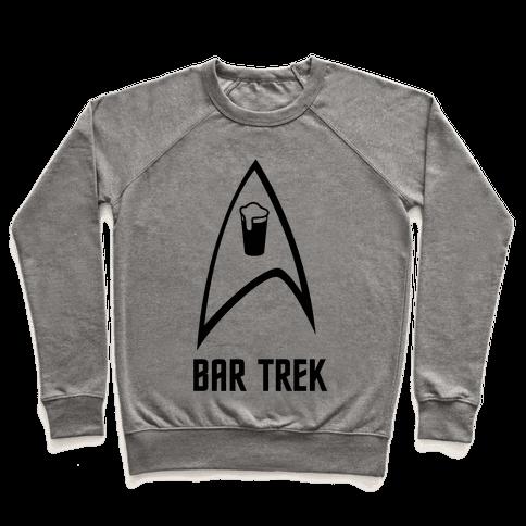 Bar Trek Pullover