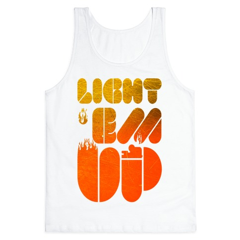 Light 'Em Up Tank Top