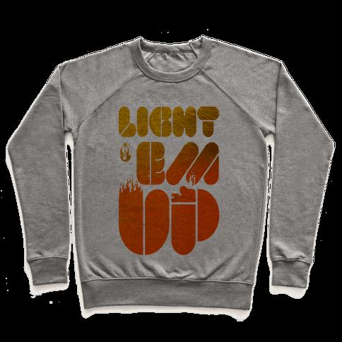 Light 'Em Up Pullover