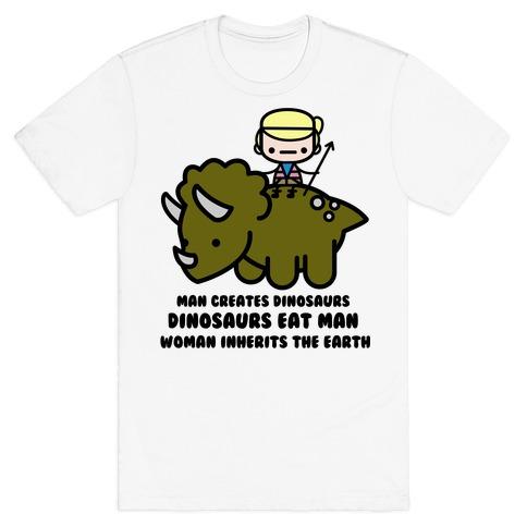 Dr. Ellie Sattler T-Shirt