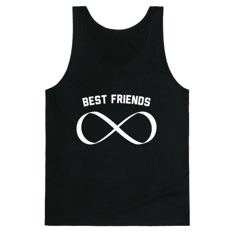 BFF (infinity) Tank Top