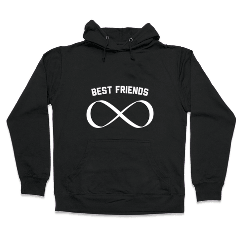 BFF (infinity) Hooded Sweatshirt