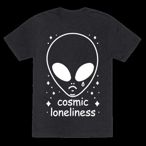 Cosmic Loneliness