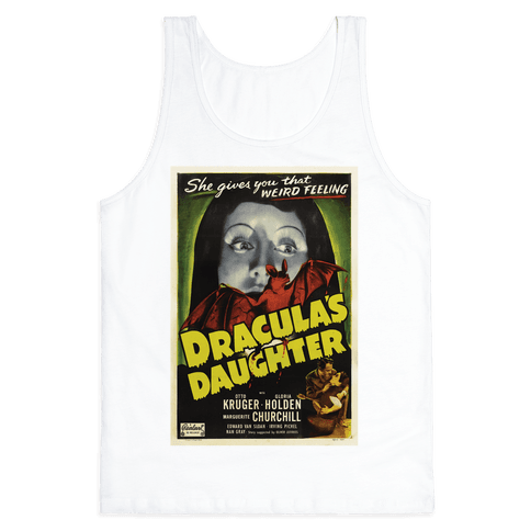 Dracula's Daughter Tank Top