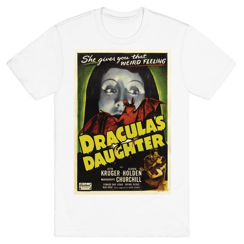Dracula's Daughter T-Shirt