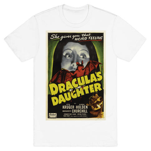 Dracula's Daughter Mens T-Shirt