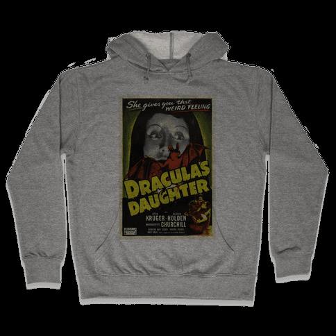 Dracula's Daughter Hooded Sweatshirt