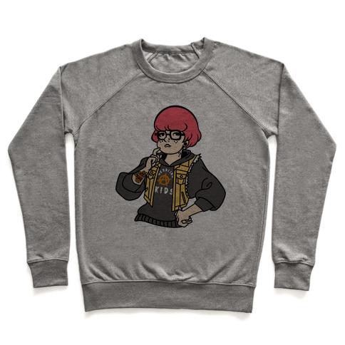Punk Velma Parody Pullover
