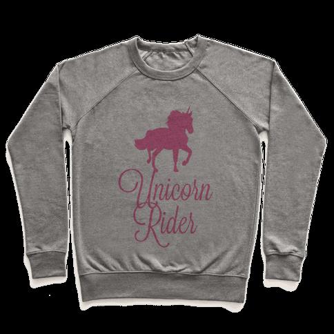 Unicorn Rider Pullover