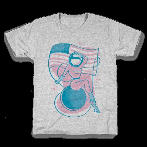 Moon Lady Kids T-Shirt