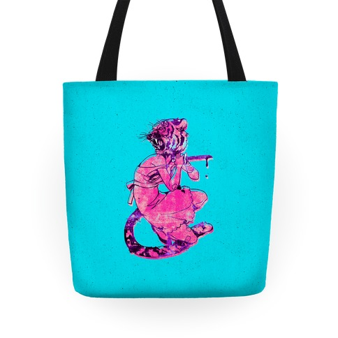 Tiger Woman Tote