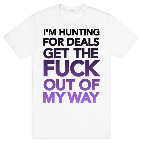 THIS IS MY BLACK FRIDAY SHIRT Mens T-Shirt