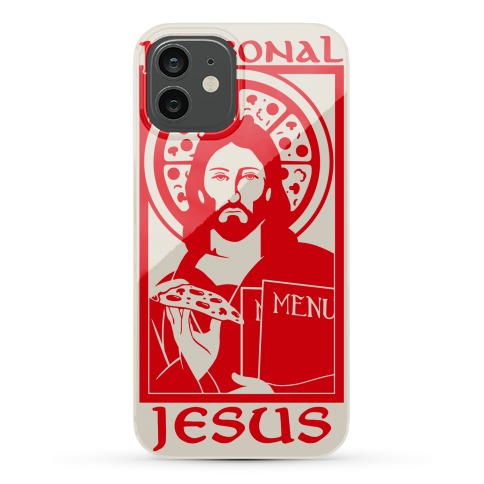 Personal Pan Jesus Phone Case
