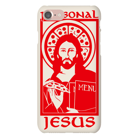 Personal Pan Jesus Phone Case