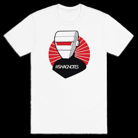 #swagbot shirt Mens T-Shirt