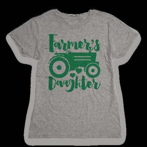 Farmer's Daughter Womens T-Shirt