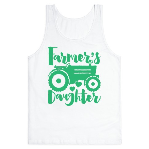 Farmer's Daughter Tank Top