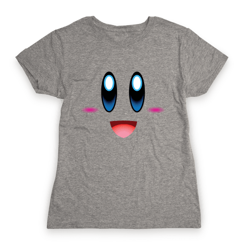 Kirby Womens T-Shirt