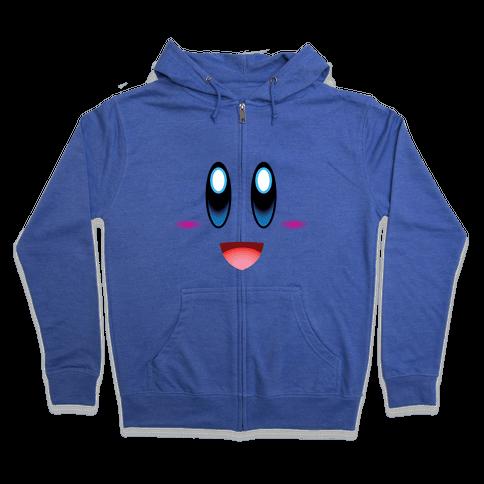 Kirby Zip Hoodie