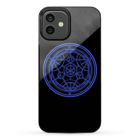 Transmutation Circle Phone Case