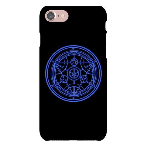 Transmutation Circle Phone Case