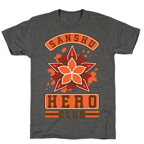 Sanshu Hero Club Karin T-Shirt