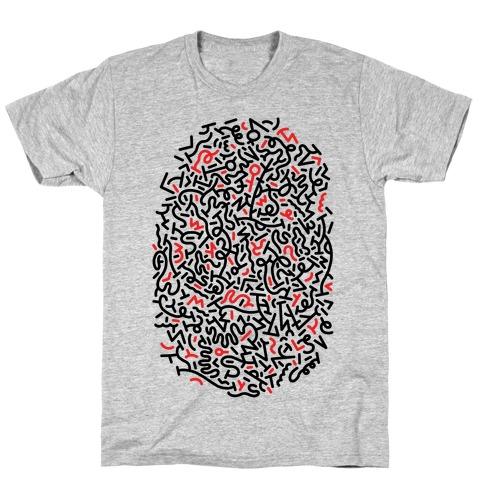 Metro Scribbles T-Shirt