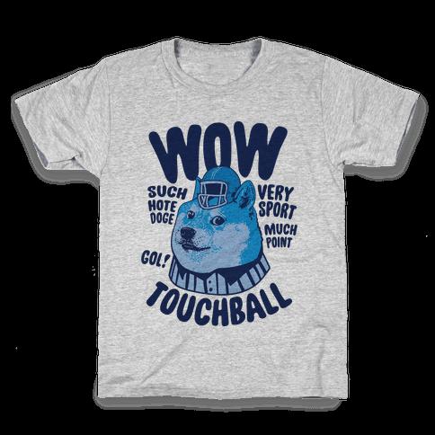 Sports Doge Kids T-Shirt