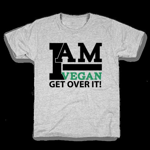 Vegan Life Kids T-Shirt