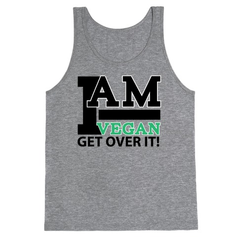 Vegan Life Tank Top