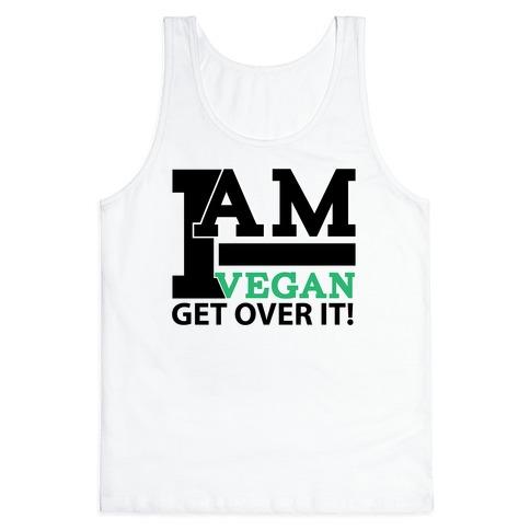 Vegan Life Tank Top