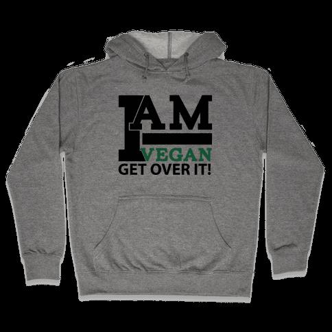 Vegan Life Hooded Sweatshirt