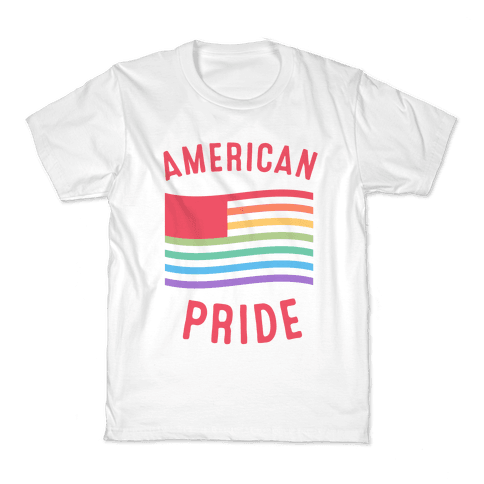 American Pride Kids T-Shirt