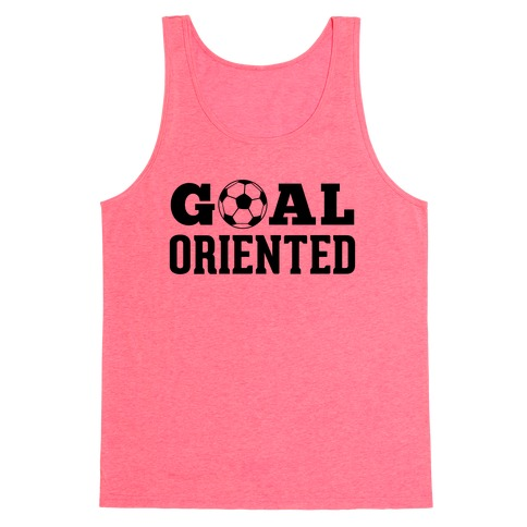 Goal Oriented Tank Top
